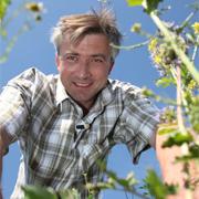 Marc-Antoine, producteur de Ratte du Touquet