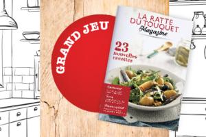 La gamme de packaging Ratte du Touquet