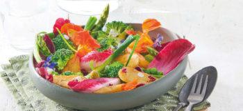 Salade printanière de pommes de terre